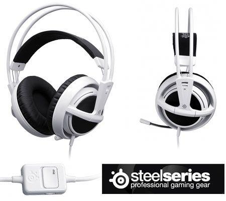 Headset Steelseries Siberia V2 Branco
