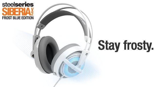 Headset Steelseries Siberia V2 Frostblue