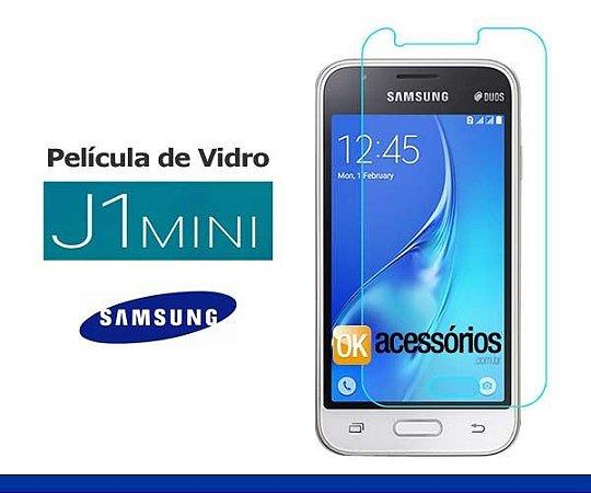 Película de Vidro para Galaxy J1 Mini