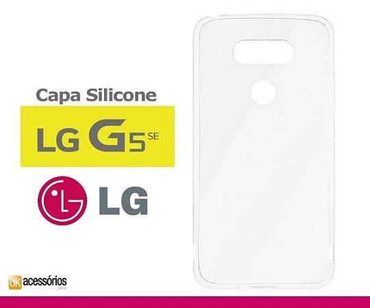 Capa de Silicone para LG G5 SE