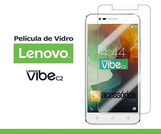 Película de Vidro para Lenovo VIBE C2