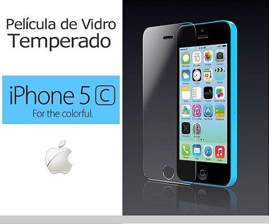 Película de Vidro para iPhone 5c.