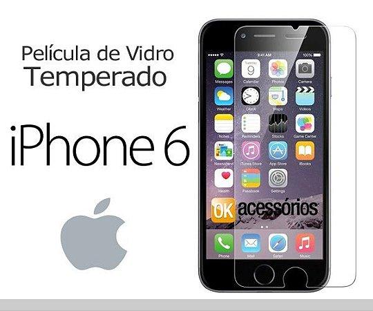 Película de Vidro para iPhone 6.