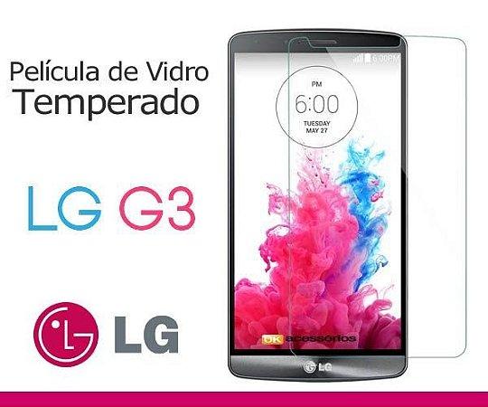 Película de Vidro para LG G3.