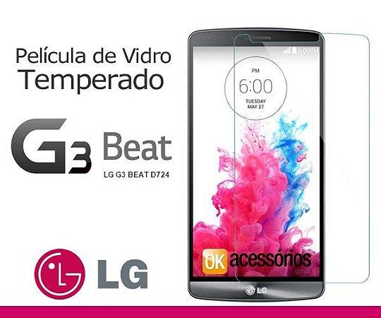Película de Vidro para LG G3 Beat.