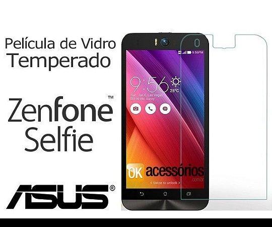Película de Vidro para Asus ZenFone Selfie.