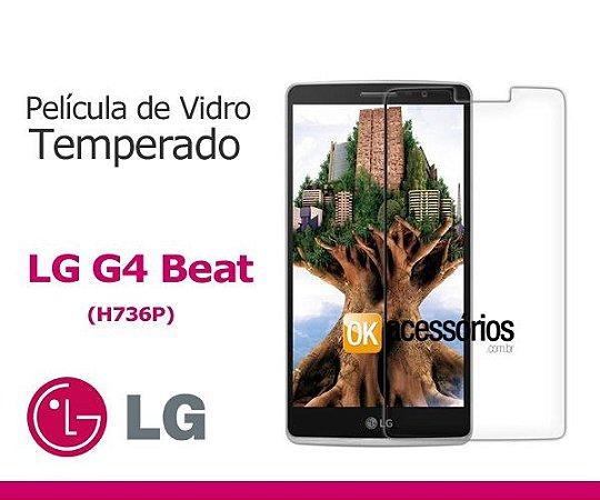 Película de Vidro para LG G4 Beat.