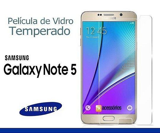 Película de Vidro para Galaxy Note 5
