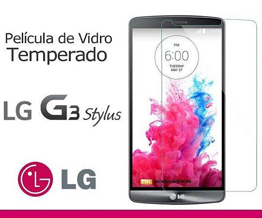 Película de Vidro para LG G3 Stylus.