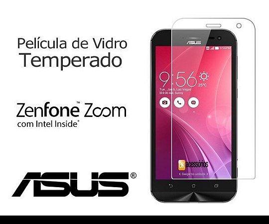Película de Vidro para Asus Zenfone Zoom.