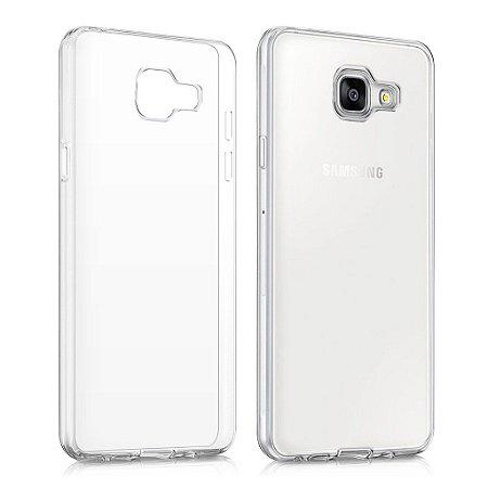 Capa de Silicone Transparente para Galaxy A5 2016