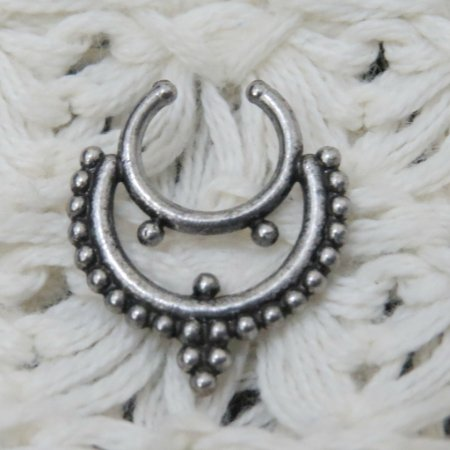 Piercing indiano fake - REF X015