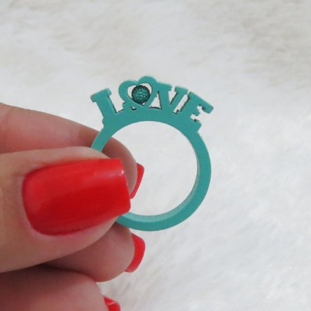 Anéis de madeira, new collection - REF A024