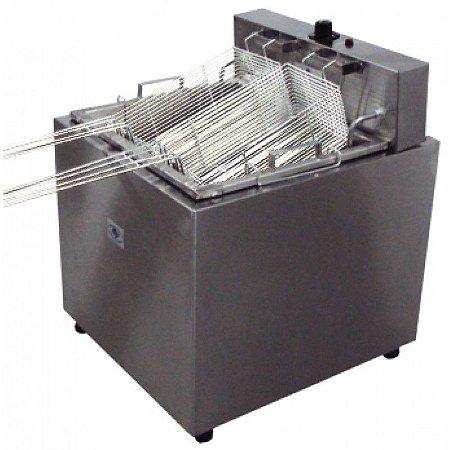 Fritadeira Água e Óleo Elétrico de Mesa  23 litros