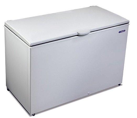 Freezer Horizontal T/ cega Dupla Ação 420Lts - MetalFrio