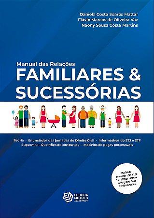 Manual das Relações  Familiares &  Sucessórias