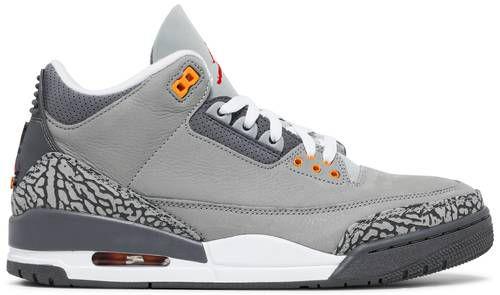 Tênis Nike Air Jordan 3 Retro - Cool Grey (2021)