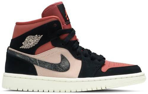 Tênis Nike Air Jordan 1 Mid - Canyon Rust