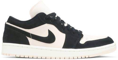 Tênis Nike Jordan 1 Low - Black Guava Ice