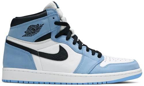 Tênis Nike Air Jordan 1 Retro High OG - University Blue