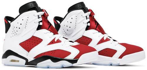Tênis Nike Air Jordan 6 Retro OG - Carmine (2021)