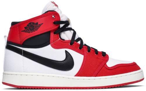 Tênis Nike Air Jordan 1 KO - Chicago (2021)