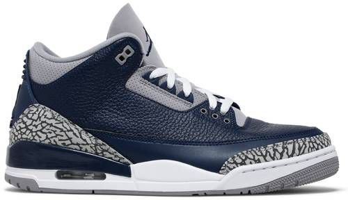 Tênis Nike Air Jordan 3 Retro - Georgetown (2021)