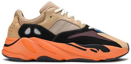 Tênis Adidas Yeezy Boost 700 - Enflame Amber