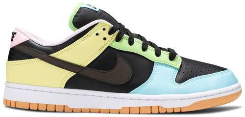 Tênis Nike Dunk Low SE Free 99 - Black