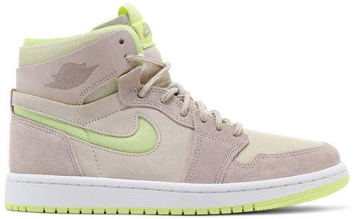 Tênis Nike Air Jordan 1 High Zoom Comfort - Lemon Twist