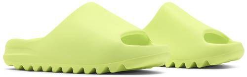 Yeezy Slides - Glow Green