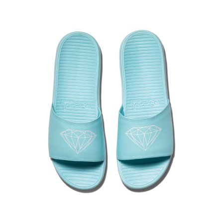 Chinelo Diamond FairFax Slide Blue