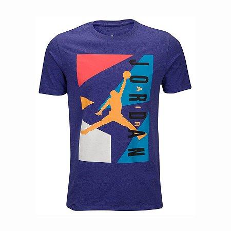 Camiseta Jordan Retro 7 Blocked