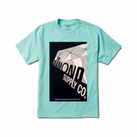 Camiseta Diamond Supply Co. Skateboard Hardware