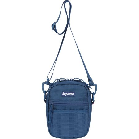 Supreme Small Shoulder Bag Blue