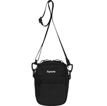 Supreme Small Shoulder Bag Black