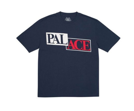 Camiseta Palace P Star Navy
