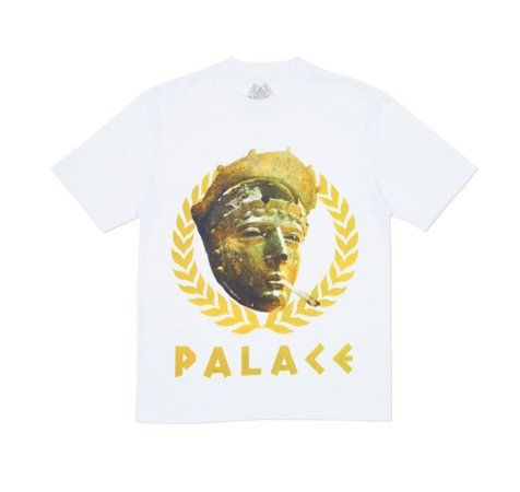 Camiseta Palace Peaser White