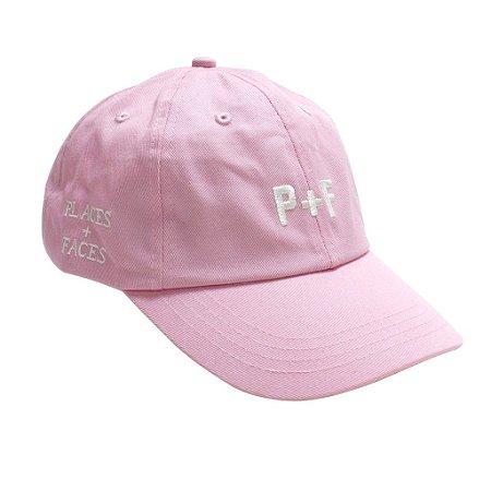 Boné Places+Faces - Pink Plus