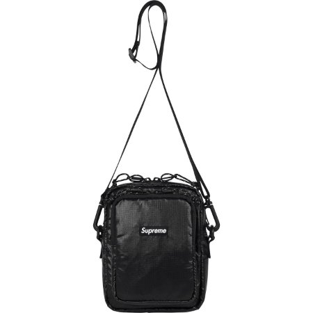 Supreme Small Shoulder Bag - Black