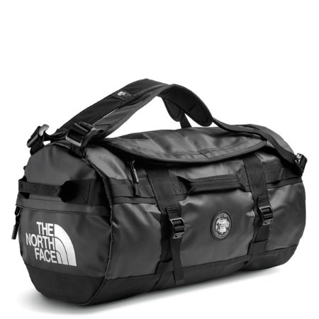 Vans x North Face Duffel Bag - Black