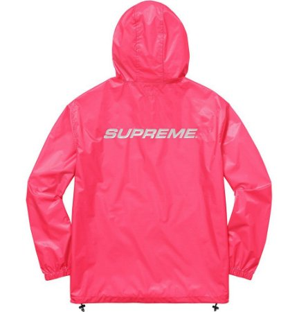 Jaqueta Supreme Packable Ripstop Pullover 3M - Pink