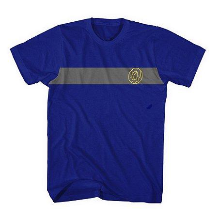 Camiseta Odd Future Single O Donut - Blue