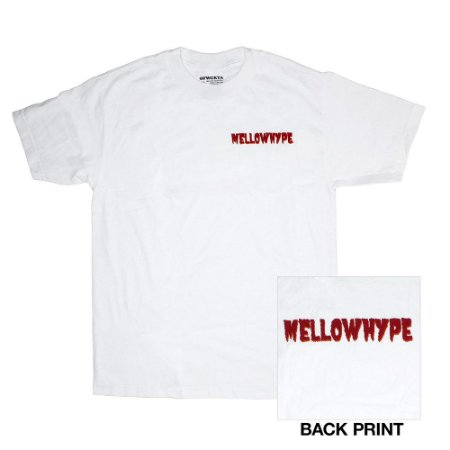 Camiseta Odd Future Mellow Hype - White