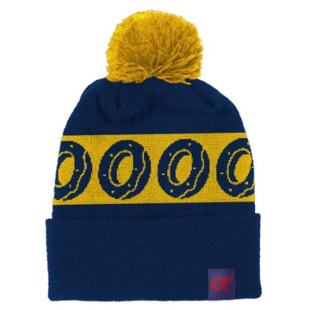 Touca Odd Future Donut Stripe - Navy