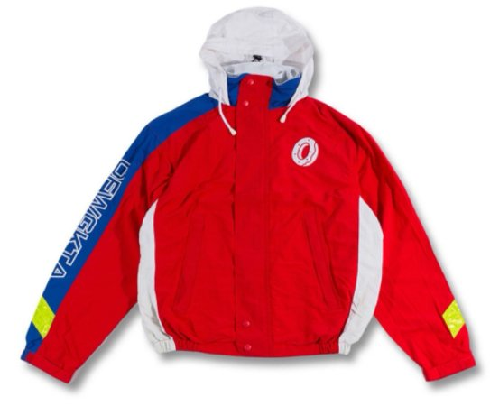 "Windbreaker ODD Future ""OFWGKTA"" Logo - Red"
