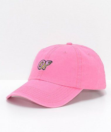 Boné Odd Future Pigment Dye - Pink