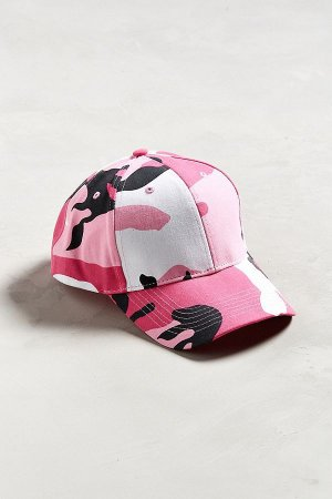 Boné Rothco Colorful Camo - Pink