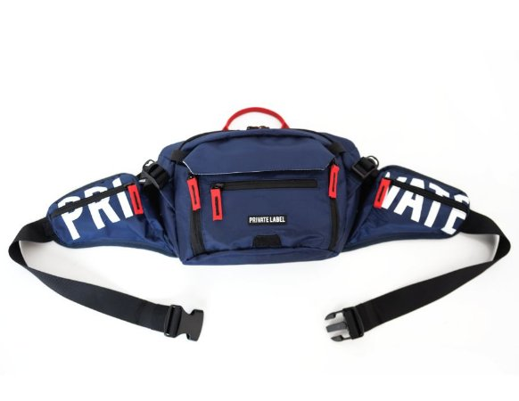Private Label Waist/Sling Bag - Navy