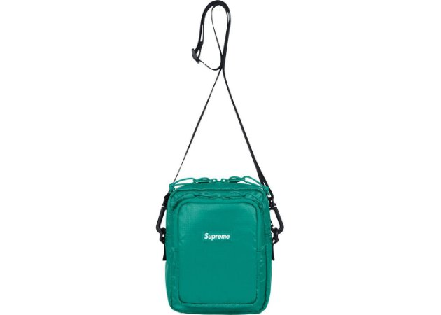 Supreme Small Shoulder Bag - Green